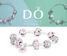 Let your personality shine through with Pandora Jewelry. #MiamiLakesJewelers #Pandorajewelry @MiamiLakesJewelers