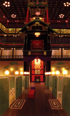 /Spirited Away/#425078 - Zerochan | Hayao Miyazaki | Studio Ghibli / Background Drawing