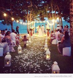 J'organise mon mariage à la plage ! - Décoration - Forum Mariages.net