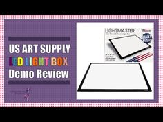 Tracing Light Box Review   Great for:  fashion designers / fashion design sketches, photographers / viewing photography negatives and slides,  graphic designers / graphic design sketches,  tattoo artists, tattoo sketching, etc...