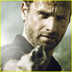 Rick - Walking Dead