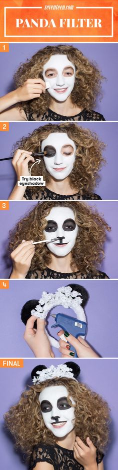5 Snapchat Filter Halloween Costumes You Should Rock IRL - Seventeen.com