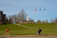 UConn's Great Lawn Remains Central to Campus Identity