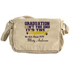 Seniors 2015 Personalize Messenger Bag