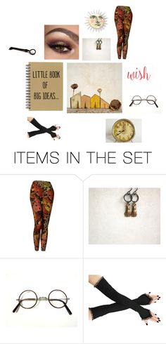 """I Have An Idea"" by envisioningvintage ❤ liked on Polyvore featuring art"
