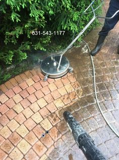 Merveilleux Cleaning U0026 Sealing On Long Island By Gappsi This Private Residence Located  On Long Island, NY Has A Backyard Paving Stone Patio That Had Years Of  Built Up ...