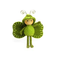 Clover Juicy Bug by dreamalittle7 on Etsy https://www.etsy.com/listing/223636676/clover-juicy-bug