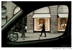 Photo série :: La vie des autres. On the Road dans ma Toyota ©www.adelap.com