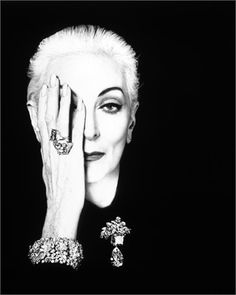 Carmen Dell'Orefice, 1998...always a beauty...age is just a number
