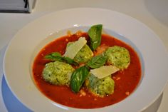 The Cook and the Thermo: Ricotta Gnocchi. And Then Cream of Tomato Soup! Rice Recipes, Baby Food Recipes, Low Carb Recipes, How To Make Dough, Food To Make, Fermented Bread, Cream Of Tomato Soup, Ricotta Gnocchi, Ketogenic Desserts