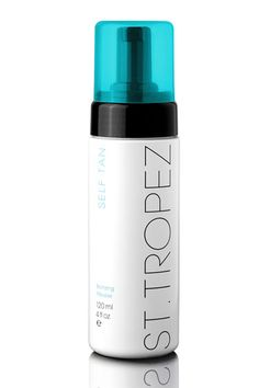 St. Tropez Self Tan Bronzing Mousse - This stuff is AMAZING! Used it this weekend for a wedding I attended. Cannot mess it up! Check it out at Sephora.com.