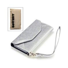 Purse Wallet Case for iPhone 5
