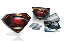 Man of steel limited collectors editoin