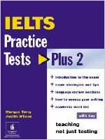 Best IELTS Books Practice Tests Plus 2