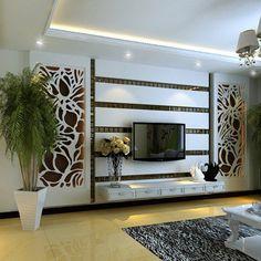 Ажурные изделия для декорирования интерьера