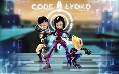 Code Lyoko Evolution - Wallpaper Montage by FearEffectInferno.deviantart.com on @DeviantArt