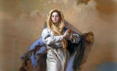 O Maria, Vergine Immacolata, in quest'ora di pericolo e di angoscia, Tu sei, dopo Gesù, il nostro rifugio e la nostra suprema speranza. Salve, o Regina, Ma