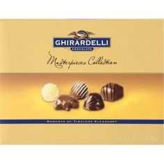 Ghirardelli is another excellent choice...anytime...all the time! :)