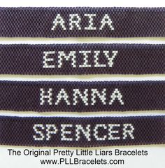 I'm obsessed with PLL....I need this, let's be real.