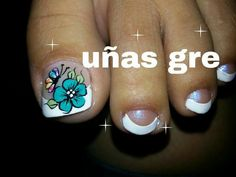 Mm Toe Nail Designs, Nail Trends, Toe Nails, Turquoise, Beauty, Work Nails, Vestidos, Toe Nail Art, Decorations