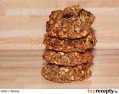 Výborné ovesné sušenky