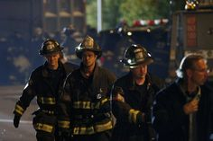 Randy Flagler, Taylor Kinney and Jesse Spencer in Chicago Fire photo - Chicago Fire picture #17 of 62