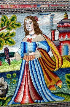 the best attitude 8ef37 ff9ca casket 2 sz crp Dmc Floss, Cabinet Of Curiosities, Casket, Hand Embroidery,
