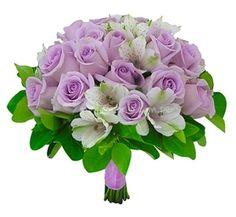 Bouquet de rosas y astromelias de Artnat Florería | Foto 5