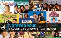 Best 90s shows