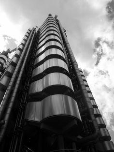 Sede del Lloyds en Londres