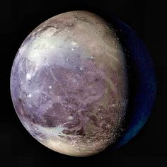 pluto planet images - 680×680