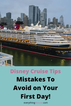Disney Cruise Embarkation - Tips Tricks and Hacks by a Disney Cruise Expert. Learn how to make the most of your first day on a Disney cruise so that you have a magical start to your vacation! Disney Cruise Europe, Disney Dream Cruise Ship, Disney Wonder Cruise, Disney Fantasy Cruise, Disney Cruise Line, Cruise Travel, Cruise Vacation, Italy Vacation, Family Vacation Destinations