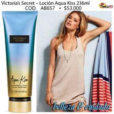 Victoria's Secret Loción Aqua Kiss - Belleza y Cuidado