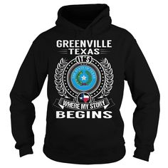 Greenville, Texas Its Where My Story Begins