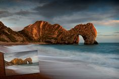 Rim Lighting: simple Photoshop effects to enhance your landscapes