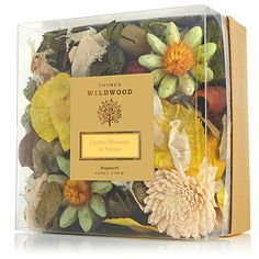Thymes Linden Blossom & Nectar Potpourri