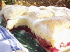 Tortázda: Jóság szelet Hot Dog Buns, Hot Dogs, Dessert Recipes, Bread, Minden, Quesadillas, Food, Cakes, Souvenir