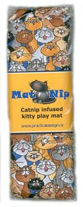 Practical Design - Functional Items Created With Style.  This is filled with catnip!  So great for the cats in your life. #matnip #catnip #petproducts #pets #cats