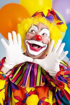 Clowns - Miss Literati