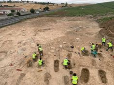 Roadworks reveal early Medieval necropolis in northern Spain Archaeology News, Southern Europe, Middle Ages, Medieval, Spain, Sevilla Spain, Mid Century, Medieval Times, Spanish
