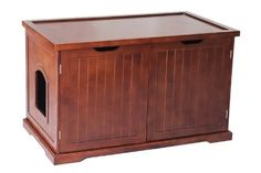 Merry Products Walnut Cat Hidden Litter Box Furniture Bench, Give Kitty A Private Toileting Area With This Hidden Litter Box Enclosure And Kitty Condo. ** You can find more details by visiting the image link. (This is an affiliate link) Hidden Litter Boxes, Best Litter Box, Litter Box Covers, Bathroom Bench, Diy Bathroom, Washroom, Cat Litter Box Enclosure, Ikea, Cat Condo