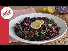 Turşu Tadında Mor Lahana Salatası Nasıl Yapılır? – Nefis Yemek Tarifleri