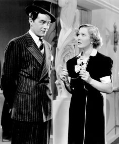 Jean Arthur and Ray Milland - Easy Living