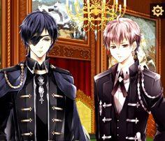 Midnight Cinderella:King Byron & Nico