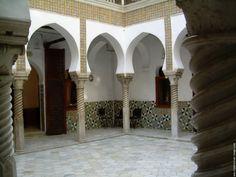 Algier, Algeria.  http://www.worldheritagesite.org/sites/kasbahofalgiers.html