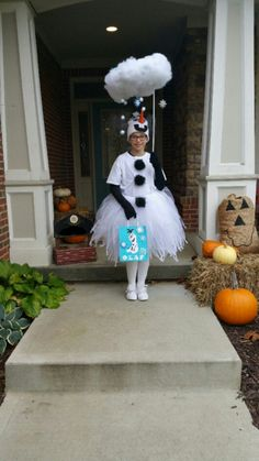 Did olaf costume