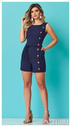 LOOK BOOK 11 – Cora Canela Boho Fashion, Girl Fashion, Fashion Dresses, Fashion Looks, Fashion Trends, Casual Dresses, Casual Outfits, Cute Outfits, Look Con Short