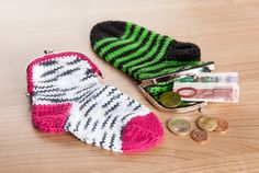 Strickanleitung: Sparsocken stricken