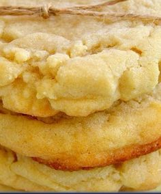 The Best Old-Fashioned Sugar Cookies | The Domestic Rebel