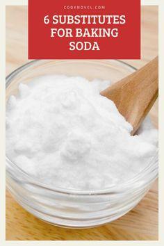 Baking Soda Beauty Uses, Baking Soda Uses, Baking Soda Replacement, Baking Soda Substitute, Soda Alternatives, Salt Free Recipes, Baking Soda Cleaner, Baking Supplies, Baking Tools